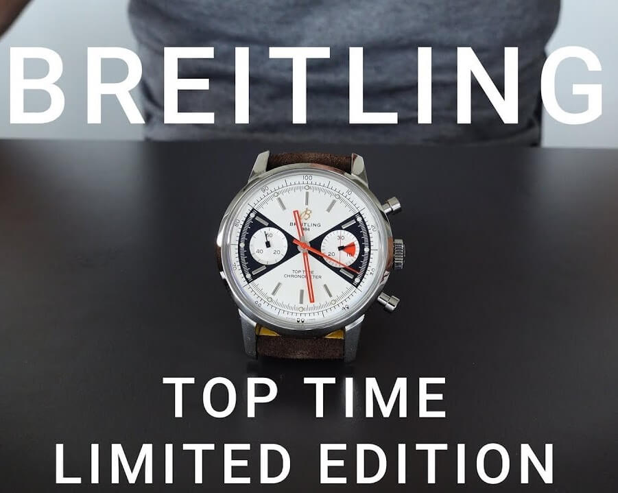 replica Breitling Top Time A23310121G1X1